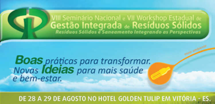 Seminário discute Política Nacional de Resíduos Sólidos em Vitória