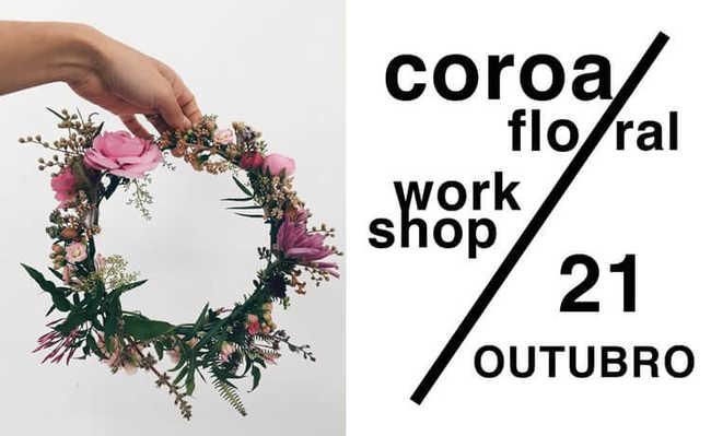 Workshop que acontecerá na Vila Madalena em SP ensina a montar coroas e tiaras florais