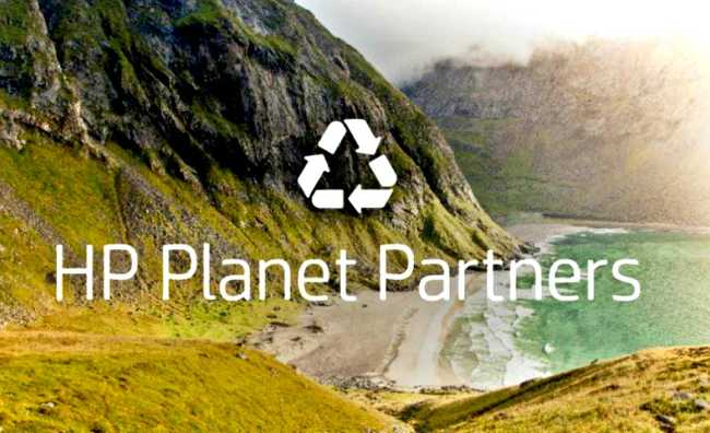 HP Planet Partners