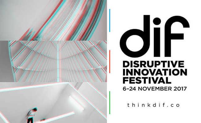 Festival de Inovação Disruptiva