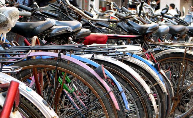 Como reciclar bicicleta