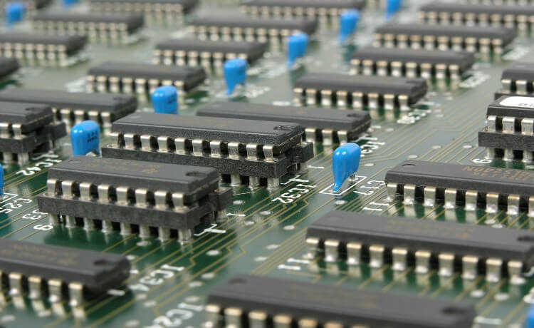 Placa Eletrônica de Computador