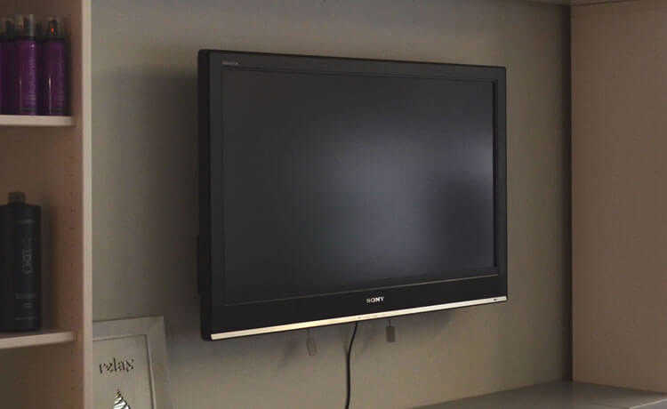 descarte de TV de LCD, Plasma e LED
