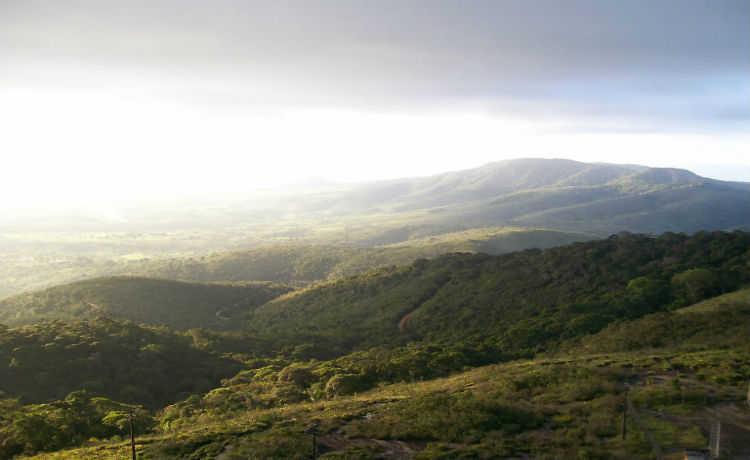 Serra da Jiboia